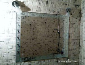 Зеркало Версаче