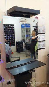 Зеркала в парикмахерской