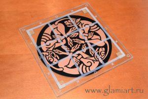 Набор крестики-нолики Кельт поле