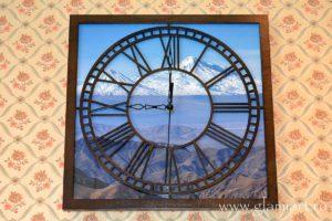 Часы настенные Арарат