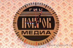 Часы настенные Покров Медиа