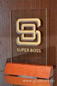 Дизайн-табо в подарок боссу