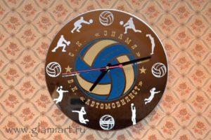 Часы настенные Волейбол